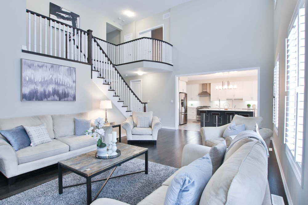 Mosby Movers Helps with Home Staging